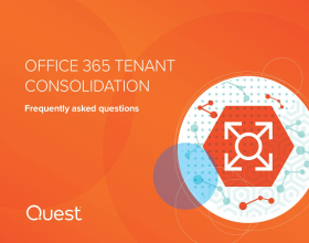 Office 365 Tenant Consolidation FAQ