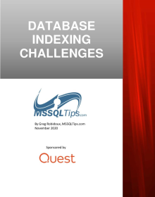 Overcome database indexing challenges