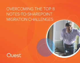 Migrating from Notes to SharePoint? Learn to avoid pitfalls — and headaches — now.