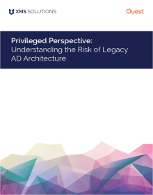 Privileged perspective: Understanding the risk of legacy AD architecture