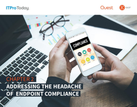 Quest UEM Chapter 2 - Addressing the Headache of Endpoint Compliance
