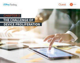 Quest UEM Chapter 3 - The Challenge of Device Proliferation