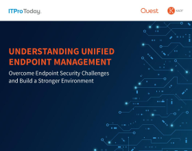Quest UEM Complete Ebook - Understanding Unified Endpoint Management
