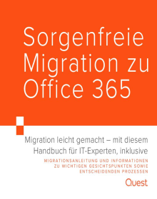 Sorgenfreie Migration zu Office 365