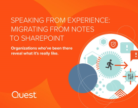 Speaking from Experience: Migrating from Lotus Notes to SharePoint
