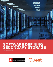 The Case for Software-Defined Secondary Storage