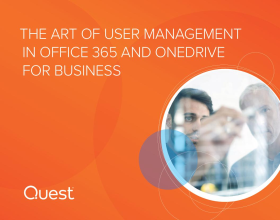 The Art of User Management in Office 365 and OneDrive for Business