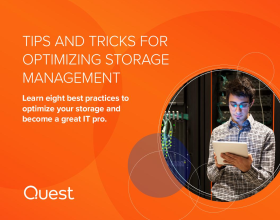 Tips and Tricks for Optimizing Storage Management — Download Your Copy of this E-book Today
