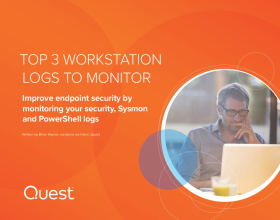 Top 3 workstation logs to monitor: Improve endpoint security with Sysmon, PowerShell and security logs