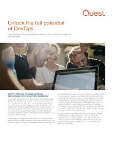 Unlock the Full Potential of DevOps
