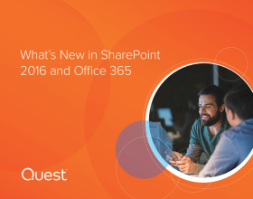 What's New in Microsoft SharePoint 2016 and Office 365