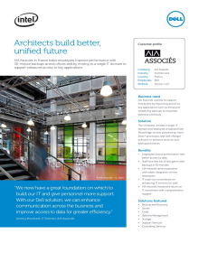 AIA Associes;Architects build better unified future