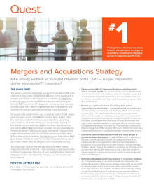 Conquer the complexities of an M&A IT integration