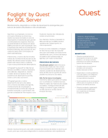 Foglight for SQL Server