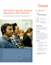 Journeycall Case Study