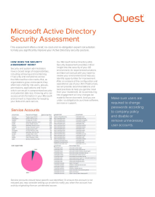 Microsoft Active Directory Security Assessment