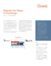 Migrator for Notes to Exchange