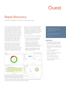 Rapid Recovery (Portugal)