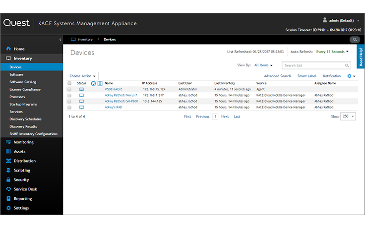 Cloud Mobile Device Manager - Cloud Based MDM | Quest Software