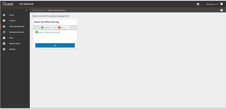 Manage Skype for Business Online based on Active Directory