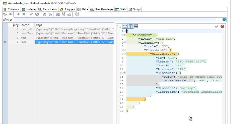 MySQL and PostgreSQL database admin | Toad Edge