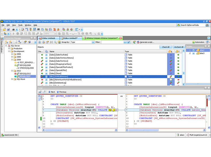 Toad for SQL Server 7.2.0.233 Xpert Edition