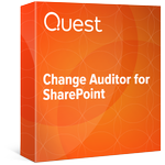 Change Auditor for SharePoint