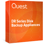 DR Series Disk Backup Appliances