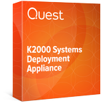 KACE Systems Deployment Appliance