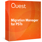 Migration Manager for PSTs