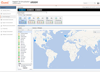 Foglight Hybrid Cloud Manager