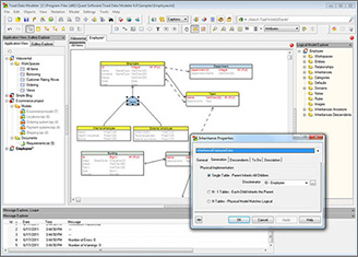 Toad Data Modeler
