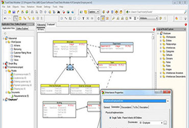 Download Your Free Trial For Toad Data Modeler