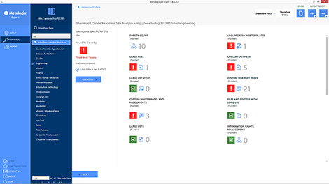 Office 365 and SharePoint Content Migration and Management