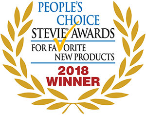Stevie Awards 2018 People's Choice winner