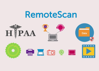 RemoteScan supports branch office & in-cab document scanning