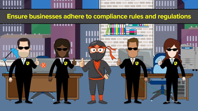 Automate endpoint compliance with KACE and be like Nick the IT Ninja.