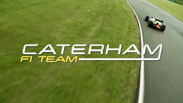 Caterham F1 Team accelerates performance - customer video