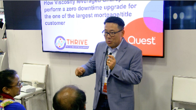 Charles Kim, CEO of Viscosity describes a zero downtime migration