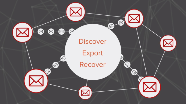 Discover, export and recover critical email data with Recovery Manager for Exchange