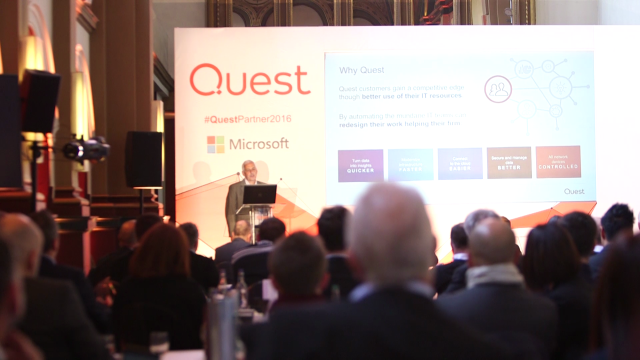 EMEA Quest Partner Conference - UK