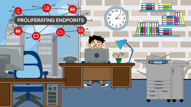 Get on the path to endpoint management enlightenment with KACE.
