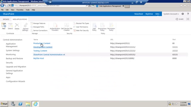 How to configure SharePoint within Cloud Access Manager