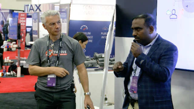 John Pocknell hosts Vamshi Damera as they describe the customer's journey to database DevOps