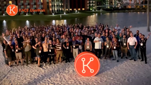 KACE UserKon 2019 is one for the books!