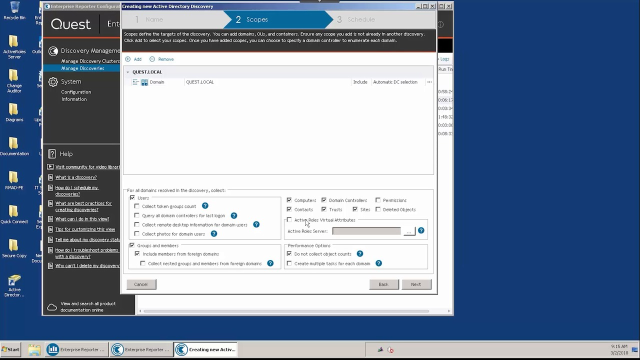 Overview of Enterprise Reporter Suite