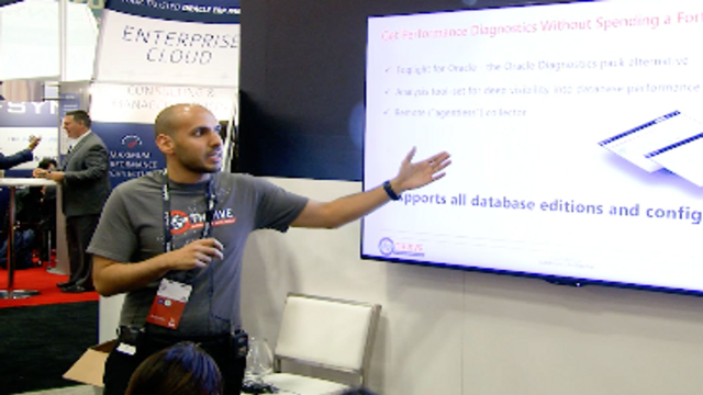 Pini Dibask highlights key features of Foglight for Cross-Platform Databases at Oracle OpenWorld