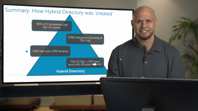 See how to secure Active Directory and Azure AD integration
