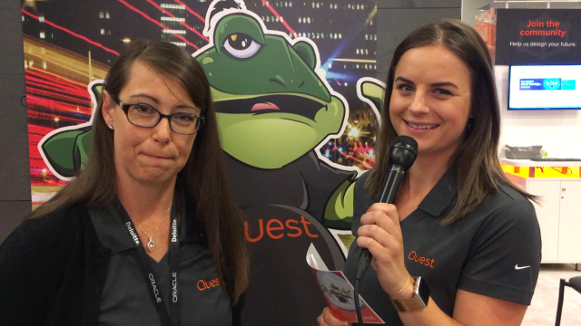 Visit Quest at Oracle OpenWorld and learn about Toad Edge