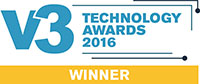 DV3 Technology Awards 2016
